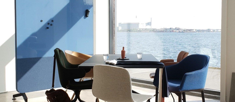 siddemøbler mødestole ergonomiske